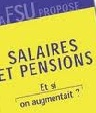 salaires pensions